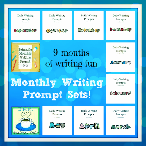Printable-Monthly-Writing-Prompt-Sets-Image